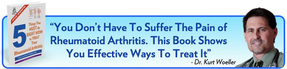 Rheumatoid Arthritis Recovery